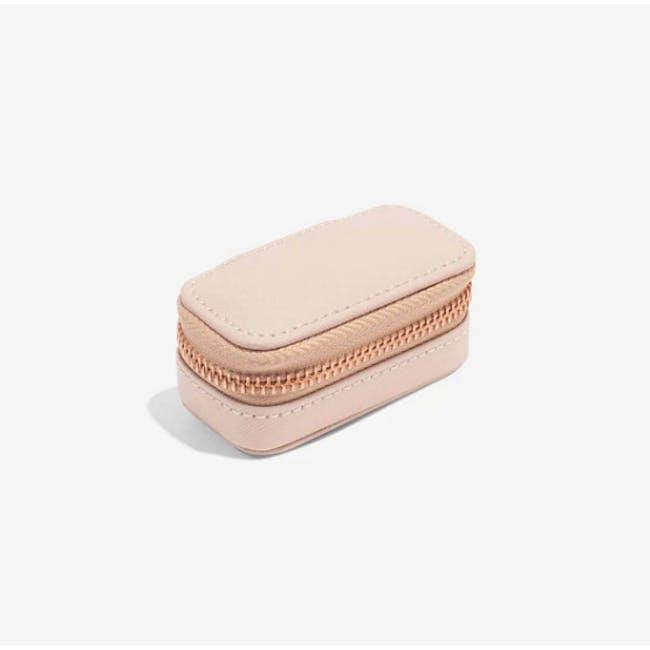 Stackers Petite Travel Jewellery Box - Blush - 2