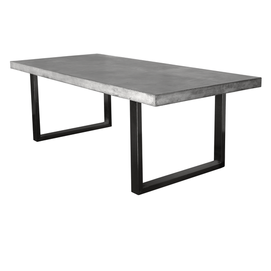 Concrete Furniture by HipVan - Titus Concrete Dining Table 1.8m