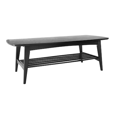 Hubie Coffee Table - Black