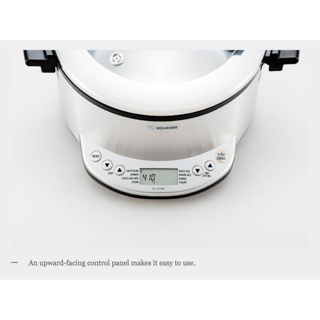 Zojirushi Multi-Cooker - 3