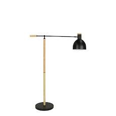 Modern Floor Lamp - Black