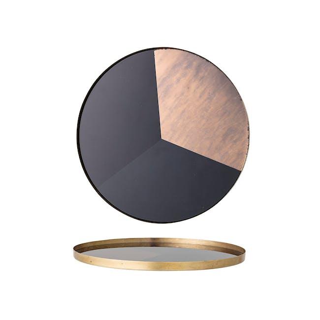 Zoe Metal Tray - Geometric - 2
