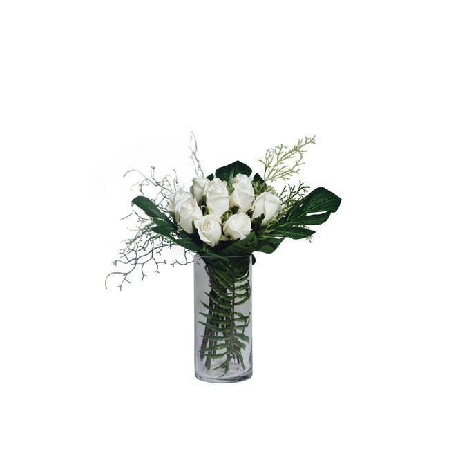 Ivory Vase - 0