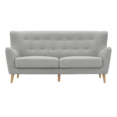 Jacob 3 Seater Sofa with Jacob Armchair - Image 2