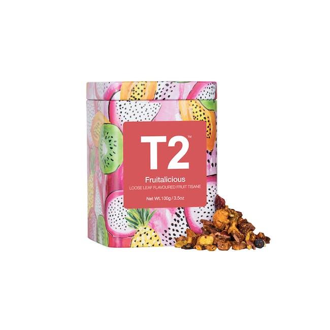 T2 Icon Tins - Fruitalicious - 0