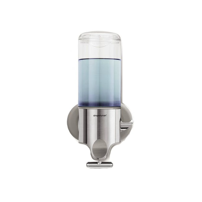 simplehuman Single Wall Mount Soap Dispenser - 0