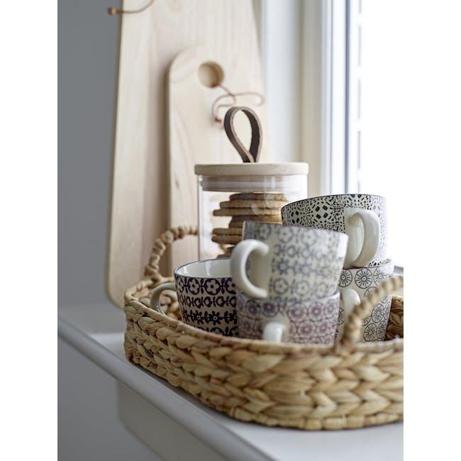 Myra Ceramic Mug (Set of 3) - 1