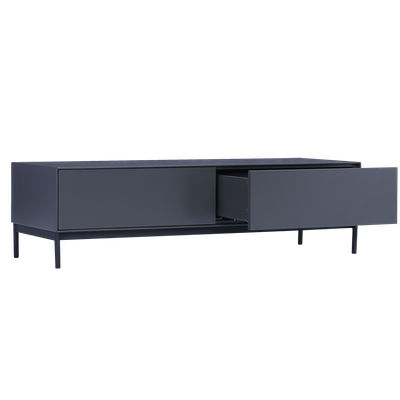 Lamont TV Console 1.2m - Grey - Image 2