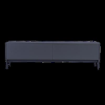 Lamont TV Console 1.2m - Grey - Image 1
