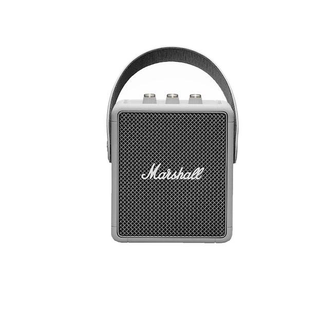 Marshall Stockwell II Wireless Speaker - Grey - 0