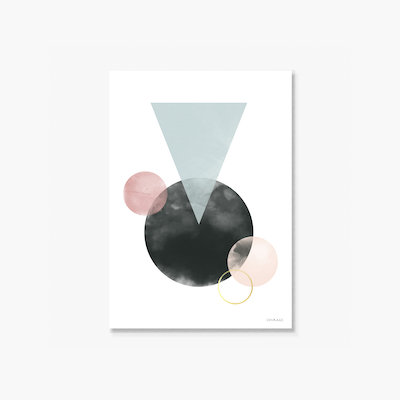 Courage Poster Print