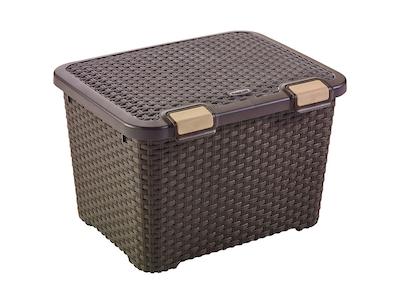 Style Box 43L - Dark Brown