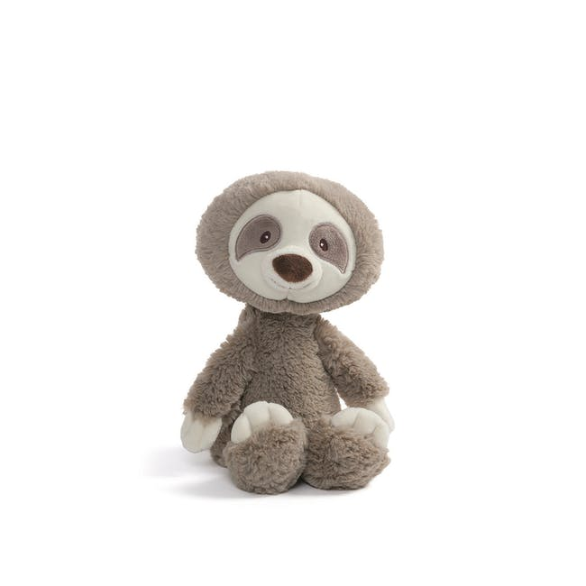 Gund Baby Toothpick Sloth 12 Inches Plush Toy - 0
