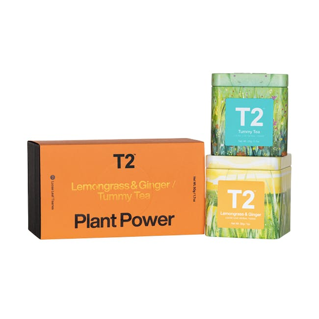 T2 Iconic Duos - Plant Power (Looseleaf) - 0