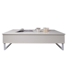 Charlie Lift Top Coffee Table - White
