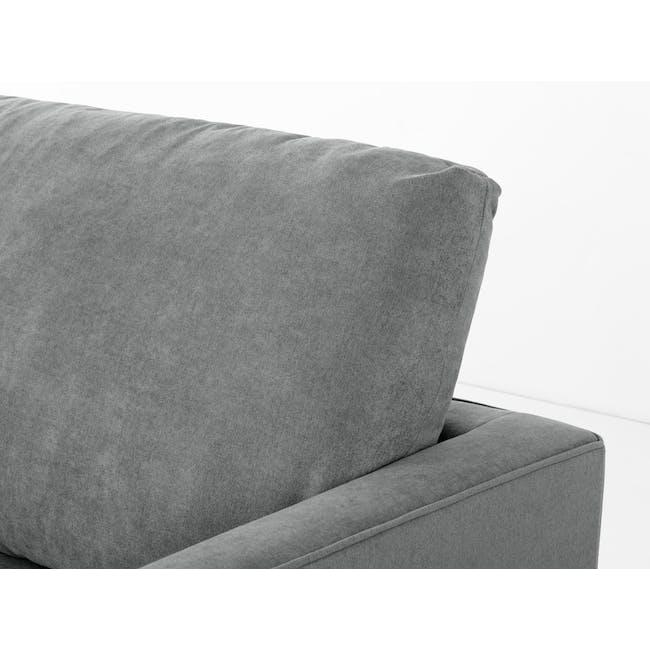 Ashley 3 Seater Lounge Sofa - Stone - 6