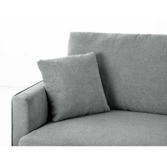 Ashley 3 Seater Lounge Sofa - Stone - 7