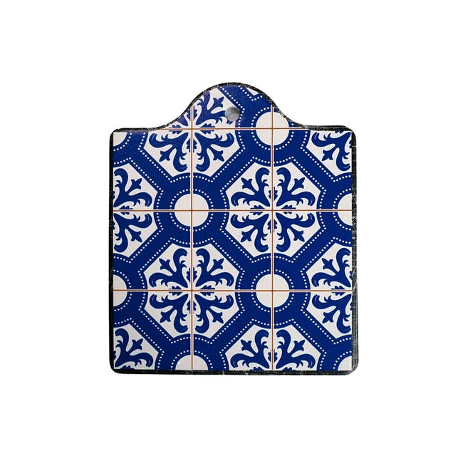 Peranakan Ceramic Pot Coaster - Kairi - 0