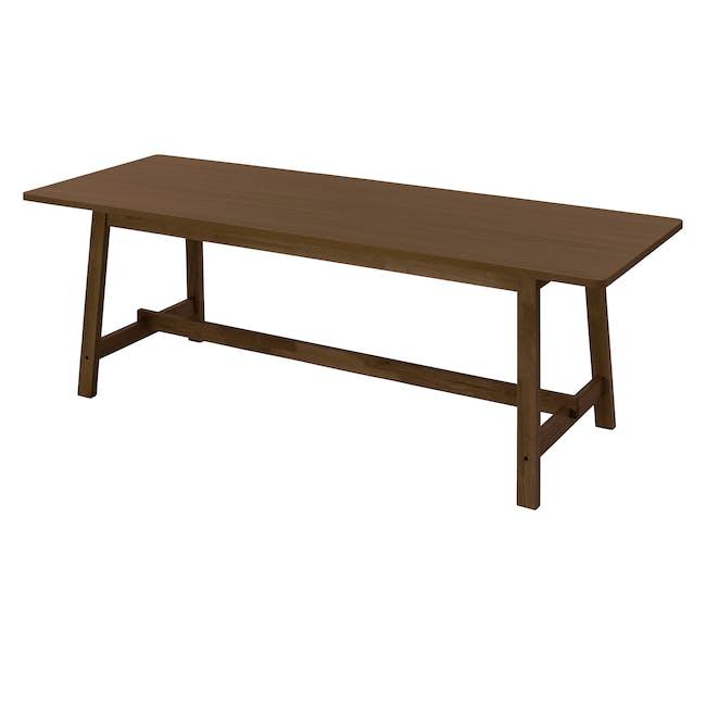 (As-is) Haynes Table 2.2m - Walnut - 1 - 0