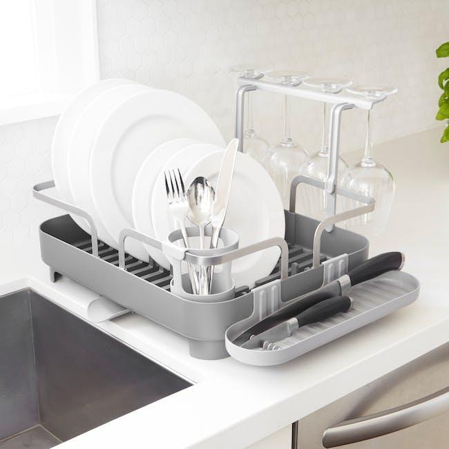 Holster Dish Rack - Charcoal - 5
