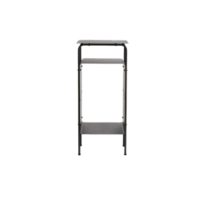 Archer Side Table - Matt Black - Image 2