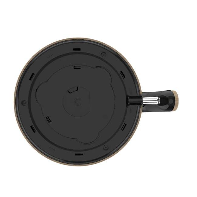 Odette George Series 1.7L Electric Kettle - Black - 2
