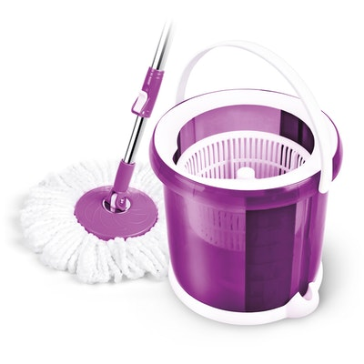 Lamart Circle Mop Set - Violet