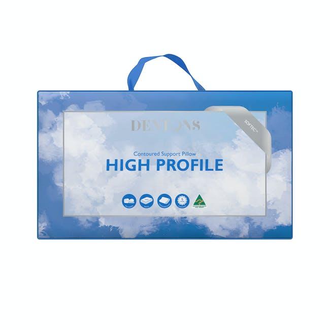 Dentons High Profile Pillow - 1