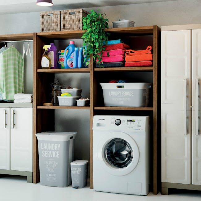 Chic Laundry Basket 45L - Home Service - 1