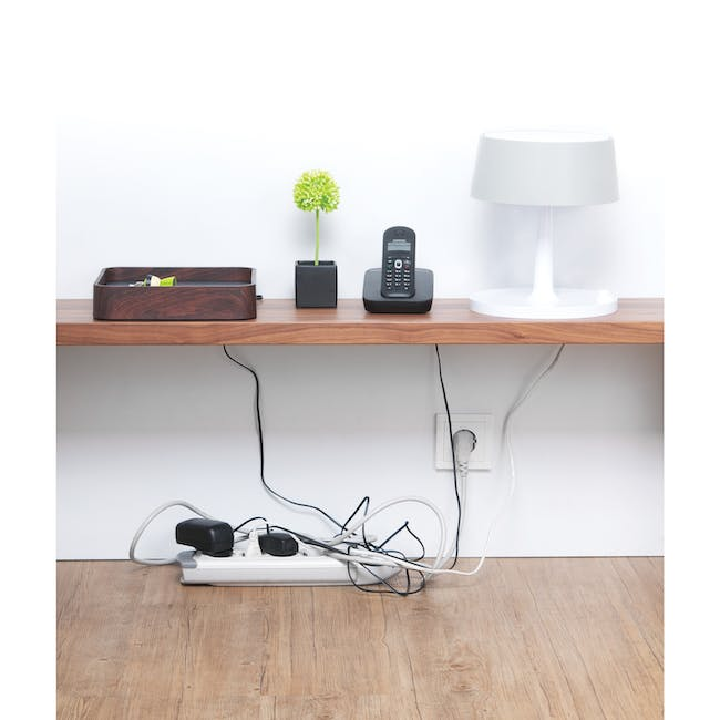 Bluelounge CableBox - White - 7