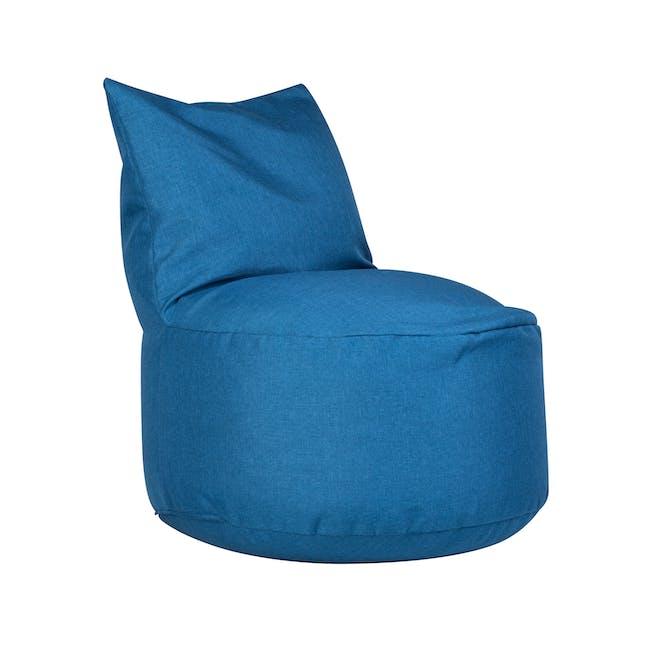 Mee Kids Bean Bag - Classic Blue - 0