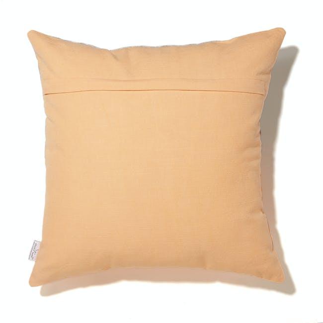 Citori Cushion Cover - Peach - 2