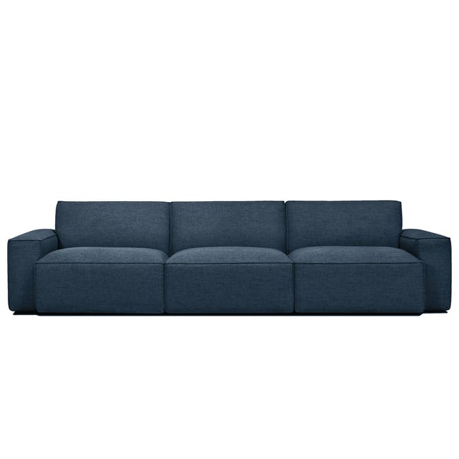 Ford 4 Seater Sofa - Oxford Blue - 0