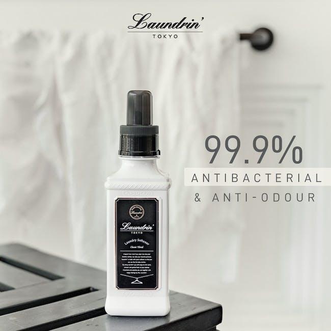 Laundrin Laundry Softener 600ml - Romantic Flower - 4