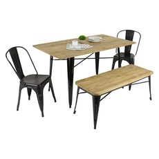Manchester 4 Seater Dining Set