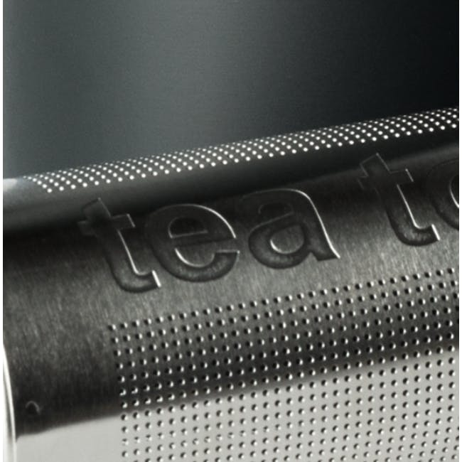 T2 Stainless Steel Flask - Black - 2
