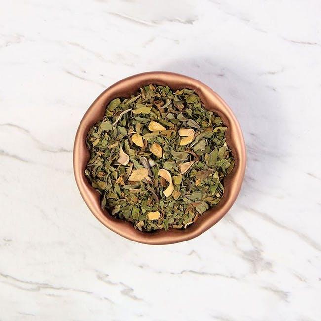 Gryphon Lemon Ginger Mint Tea - 1