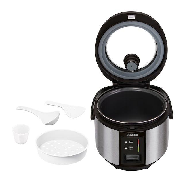 Sencor Heat Distribution Rice Cooker 1.8L - 4