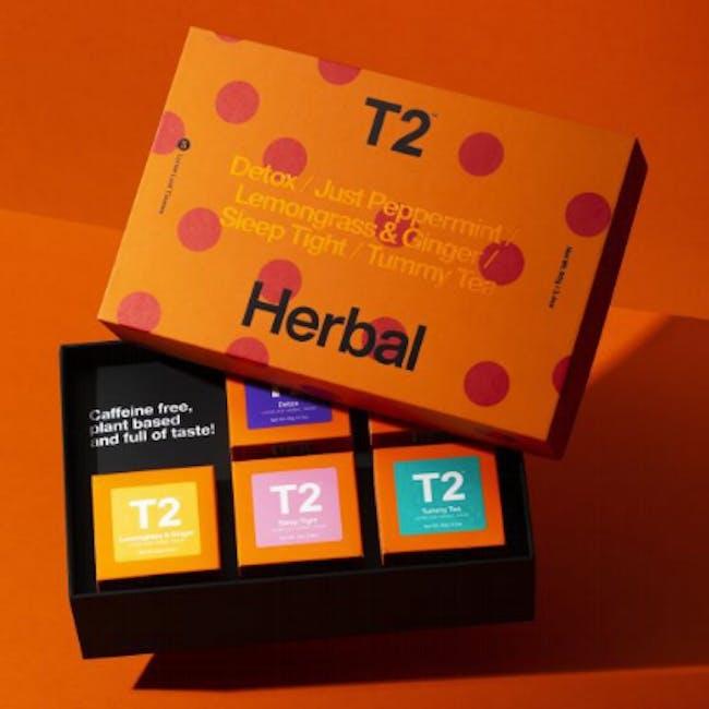 T2 Fives - Herbal (Looseleaf) - 1
