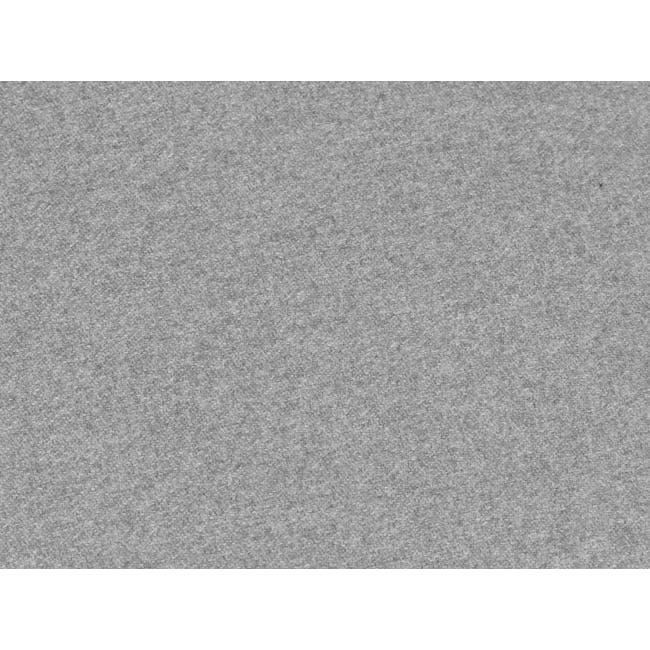 Runa Dining Armchair - Oak, Dolphin Grey - 10