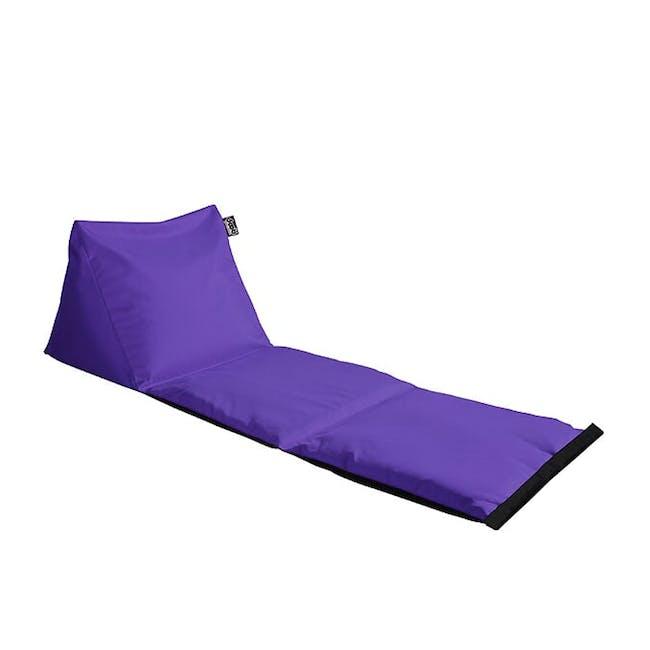 Platami Bean Bag - Grape Purple - 0