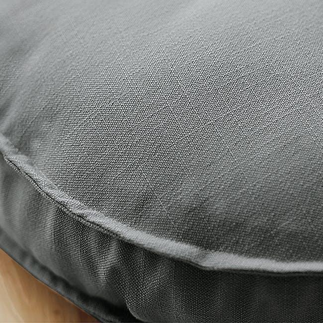 Hanya Round Floor Seat Cushion 60 cm - Sage - 5