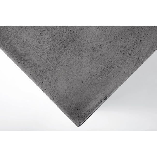 Ryland Concrete Console Table 1.4m - 1