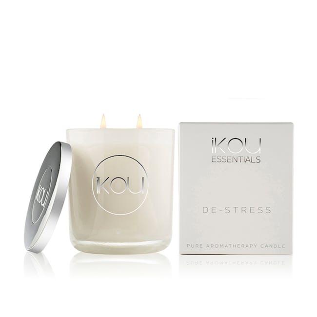 Essentials Large Candle 450g -  De-stress - 0