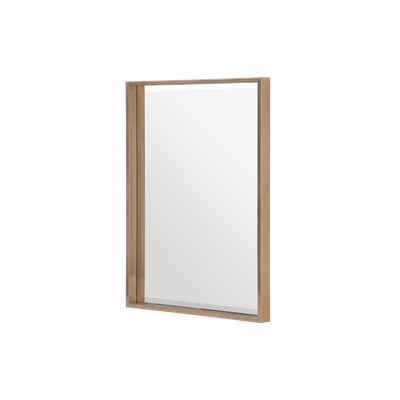Julia Half-Length Mirror 60 x 80 cm - Rose Gold - Image 1