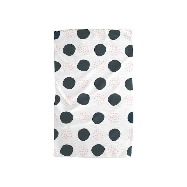 Geometry Tea Towel - Painterly - 0