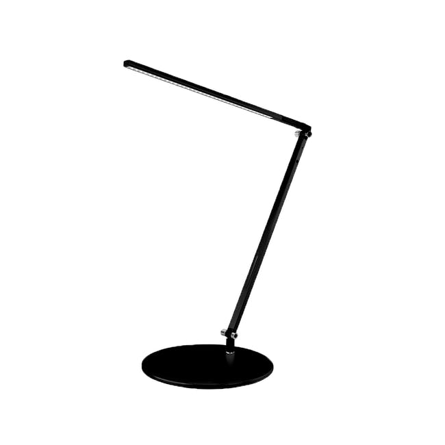 Koncept Z-Bar Solo LED Desk Lamp - Black - 2