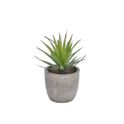 Faux Aloe Plant 19 cm - Image 2