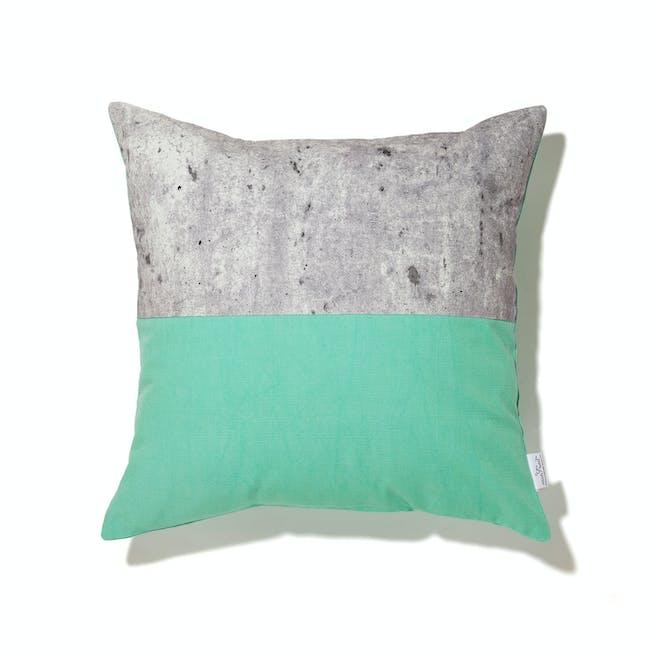 Citori Cushion Cover - Green - 0