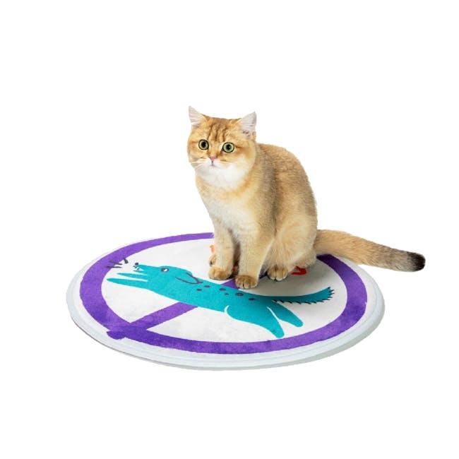 Pidan Pet Flannel Carpet - NO DOGS - 1